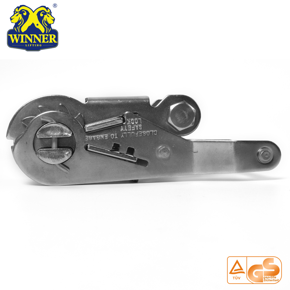 Heavy Duty Stainless Steel Ratchet Buckle With High Quality