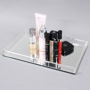 APEX Clear Makeup Storage Acrylic Trays