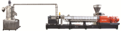 Thermoplastic Extrusion Machine