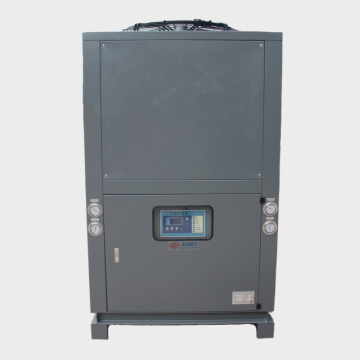25HP Air flow water chiller for plants
