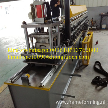 Roller shutter door machine rolling door roll forming machine Rolling Slat Forming Machine