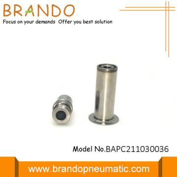 Silver Solenoid Valve Armature With 11mm Diameter