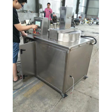 Commercial mushroom popcorn machine with 50kg/h