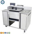 Commercial Electric Crispy Electric Onion Rings Broad Beans French Fries Deep Fryer Garri General Chicken Leg Frying machine