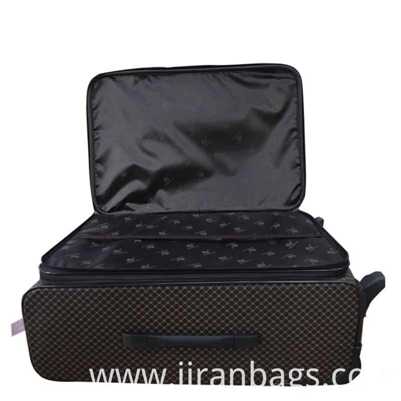 Built-in Rod Luggage