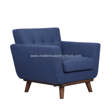 Mid-Century Living Room Fabric Spiers Armchair