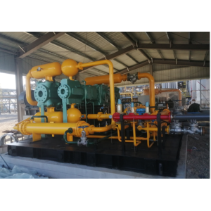 Nitrogen compressor for fertilizer used