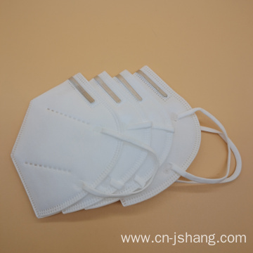 CE FDA FFP2 KN95 Disposable Protective Face Mask