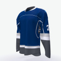 Custom printed embroidery logo hockey jersey college game Ice Hockey Jerseys
