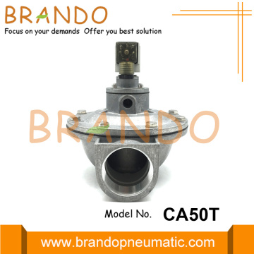CA50T Baghouse Diaphragm Pulse Valve 2'' 24V 220V