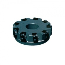 Indexable CBN Surface Milling Cutter(Round Insert)