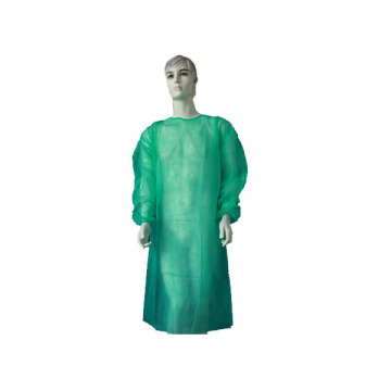 Disposable sterile protective clothing
