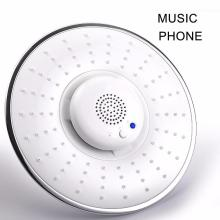 strong pressure led music shower head