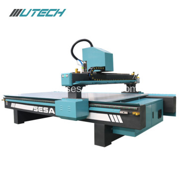 CCD cnc machine for cutting PVC 1300*2500mm
