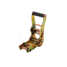 1.5 Inch Plastic Handle Ratchet Buckle with 3000KG Capacity