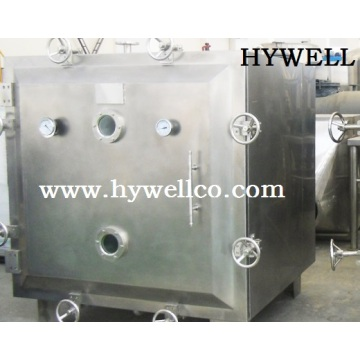 Vacuum Dryer for Fruit and Vegetable