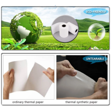 Matte PP Synthetic Paper for Offset Printing 120um