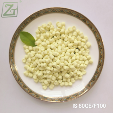 Vulcanization Agent Insoluble Sulfur IS-80GE