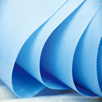 Wholesale Spunbond SMMS SMS Medical Use Non-Woven Fabric