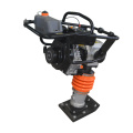 Flexible operation gasoline vibration tamping rammer