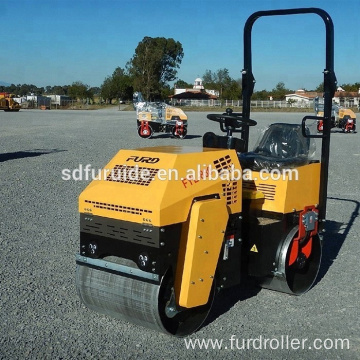 small-sized roll road roller ride on asphalt compactor rollers (FYL-880)