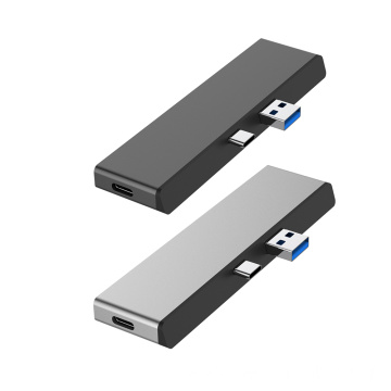 Type-C Converter 6 in1 For Surface Pro 7