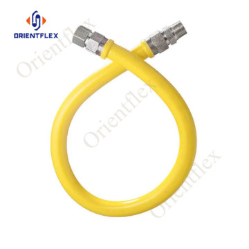 korea fiber nylon braided convey oil gas hose
