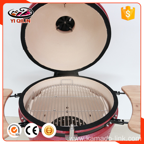 Outdoor Garden Furniture Charcoal Smoker BBQ Grill