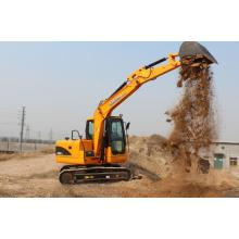Crawler excavator producer high quality digging machine