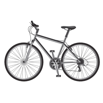 Aluminium Bicycle Frame durable