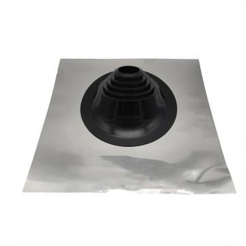High Quality Square Base EPDM/Silicone+AL Rubber Pipe Boot