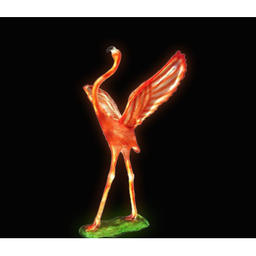 Outdoor Flamingo F Lights