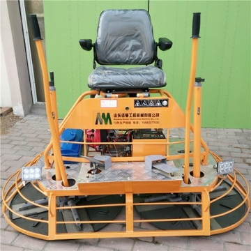 most popular  ride on drive power trowel