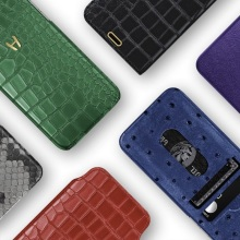 2020 Crocodile PU Imitation Leather for Phone Case