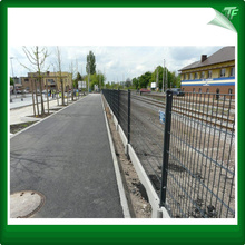 Twin wire 868 security mesh fencing panels