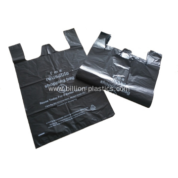 Plastic Reusable Shopping Bag