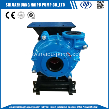 4 inch heavy duty industrial suction machine pumps