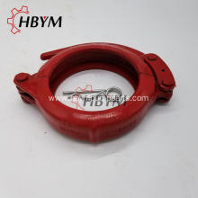 Concrete Pump Spare Pares Forged Snap Clamp Coupling