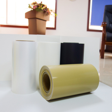 Colored Rigid PS Plastic Rolls For Blister
