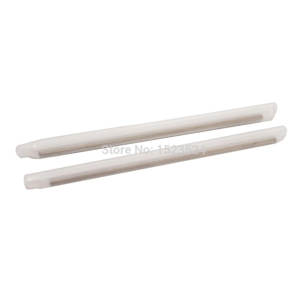 Free Shipping 1000pcs/lot 60mm Fiber Optic Fusion Splice Protection Sleeves Heat Shrink Tube Fiber Optic Hot Melt Tube