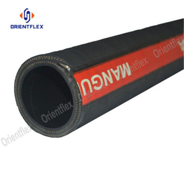 100 mm oil resistant nbr rubber hose 16bar