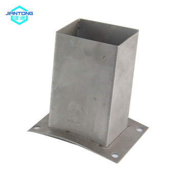 galvanized sheet metal welding assembly metal fabrication