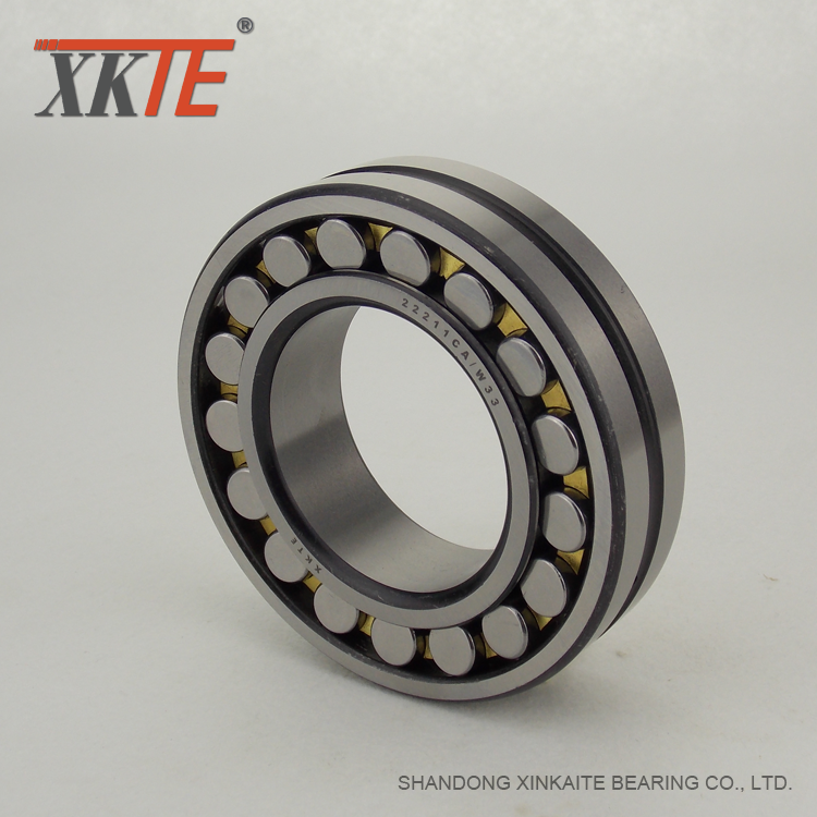 Conveyor Drum Pulley Bearing 22211 CA