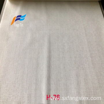 Translucent Thick Plain Linen Voile Window Curtain Fabric