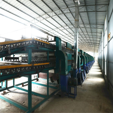 Types of Drying Machines in Green Veneer