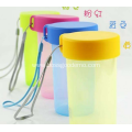 Small Plastic portable cup