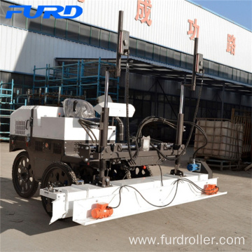 High Efficiency Six Wheels Hydraulic Laser Concrete Power Screed