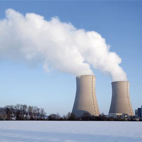 Electronic Fluoride Solution for Nuclear Power