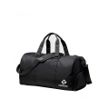 Fashion Unisex Travel Gym Bag With Shoe Compartment