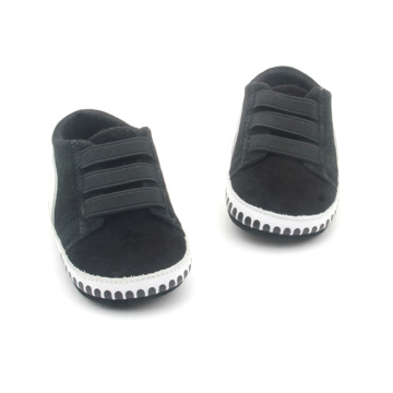 Black Sport Infant Sneaker